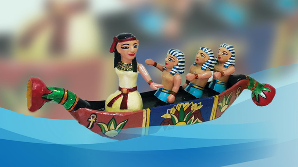 Người gieo rối nước Việt Nam  ở Ai Cập và Trung Đông - Ảnh 4.