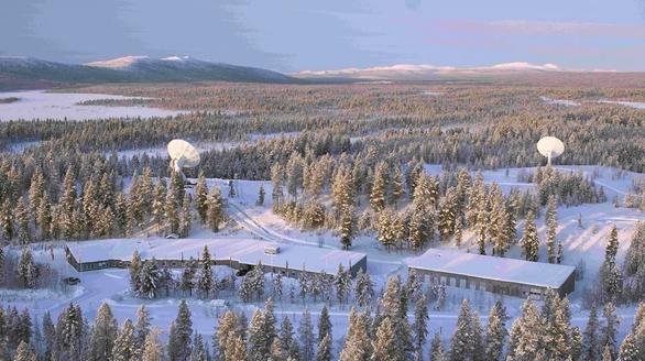 Thụy Điển sợ Trung Quốc chiếm sóng trạm vệ tinh khi có chiến sự - Ảnh 1.