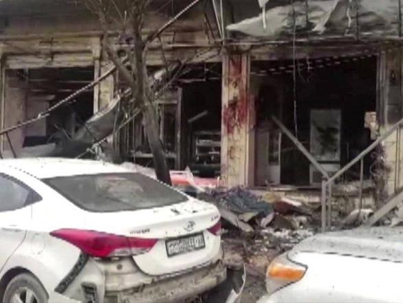 Binh sĩ Mỹ thiệt mạng khi Mỹ chuẩn bị rút khỏi Syria - Ảnh 1.