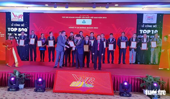 Doanh nghiệp FDI đứng đầu danh sách 500 doanh nghiệp lớn nhất VN - Ảnh 2.