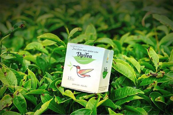 Giảm cân sau sinh cùng trà thảo mộc Vy Tea - Ảnh 1.