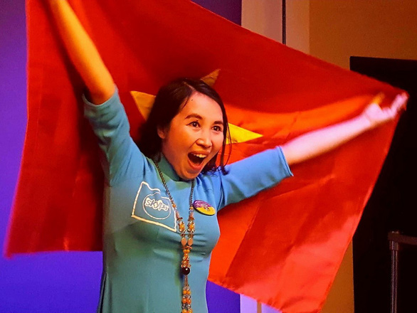 Cô giáo làng bước ra thế giới - Ảnh 3.