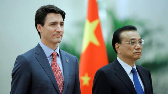Vì sao quan hệ Canada - Trung Quốc căng thẳng? - Ảnh 1.