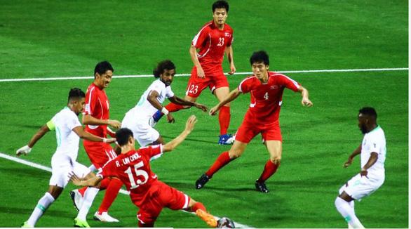 Đội tuyển Triều Tiên hứa đá bại Lebanon giúp tuyển Việt Nam - Ảnh 1.