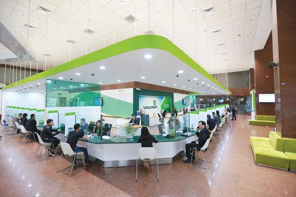 Sau 5 năm, lợi nhuận Vietcombank tăng hơn gấp 3 lần - Ảnh 1.