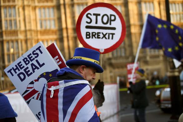 Thủ tướng Anh tăng tốc kế hoạch B Brexit - Ảnh 2.