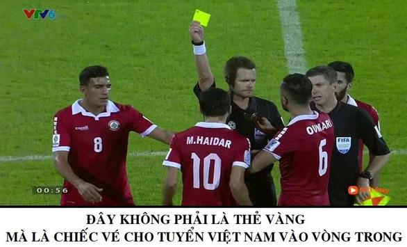 Chiếc thẻ vàng thông hành cho Tuyển Việt Nam vô vòng 1/8 - Ảnh 8.