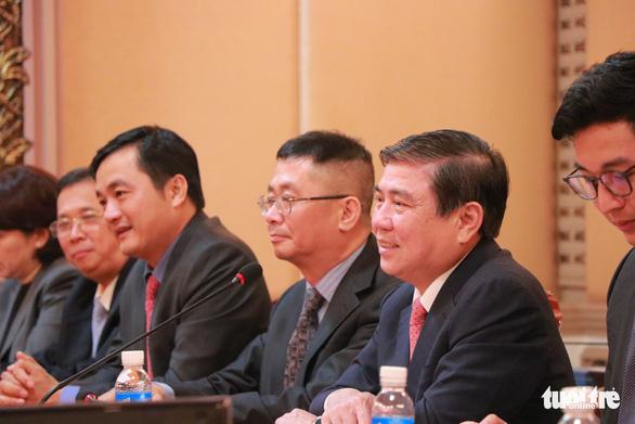 TP.HCM cam kết giải ngân cho nhà thầu Nhật trước Tết  - Ảnh 2.