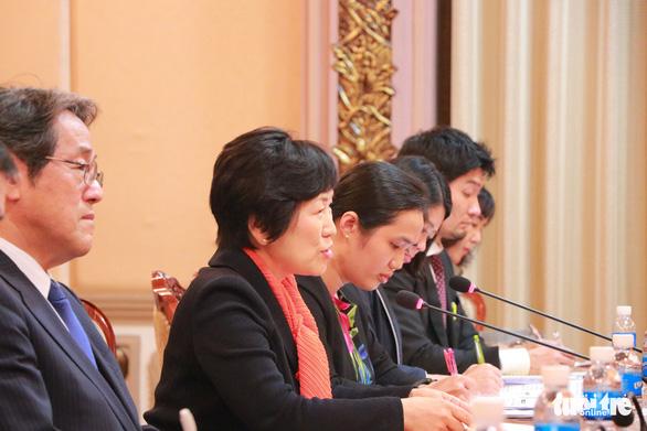 TP.HCM cam kết giải ngân cho nhà thầu Nhật trước Tết  - Ảnh 1.