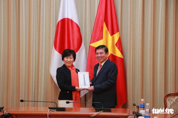 TP.HCM cam kết giải ngân cho nhà thầu Nhật trước Tết  - Ảnh 3.