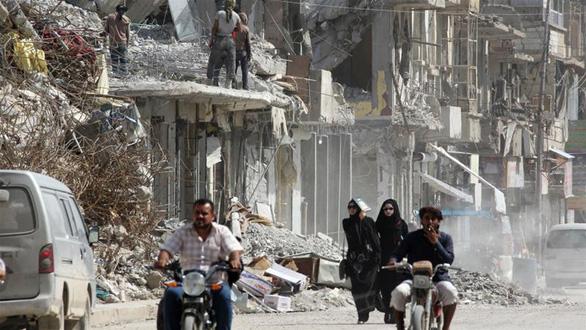 #10YearChallenge: Chiến tranh tàn phá Trung Đông ra sao 10 năm qua? - Ảnh 1.