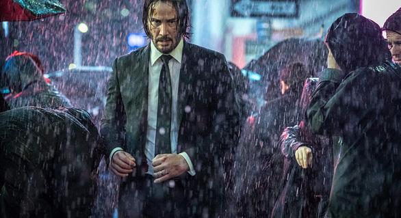 John Wick tung trailer phần 3 - một mình cân cả thế giới - Ảnh 2.