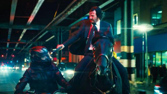 John Wick tung trailer phần 3 - một mình cân cả thế giới - Ảnh 4.