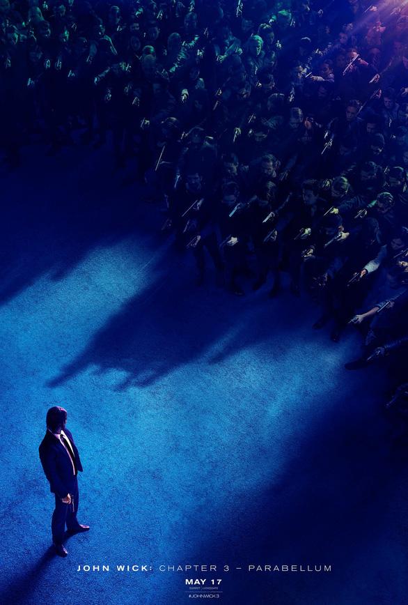John Wick tung trailer phần 3 - một mình cân cả thế giới - Ảnh 5.