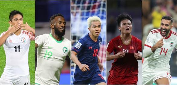 Bàn thắng của Quang Hải được AFC đề cử tranh giải - Ảnh 1.