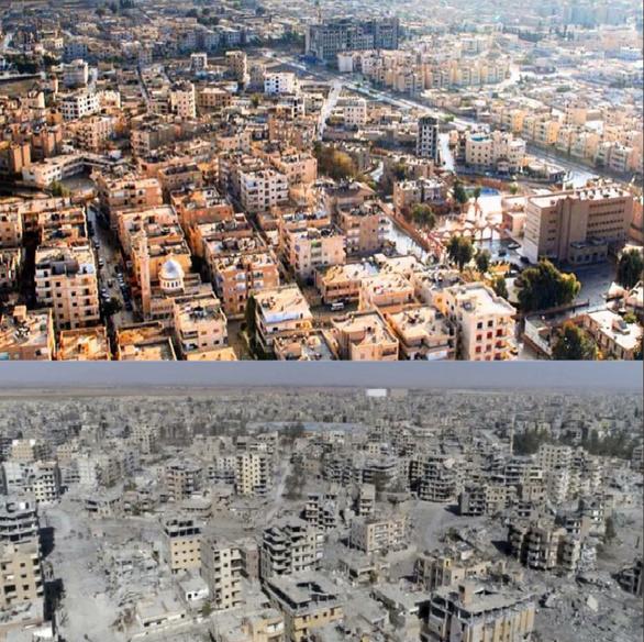 #10YearChallenge: Chiến tranh tàn phá Trung Đông ra sao 10 năm qua? - Ảnh 3.