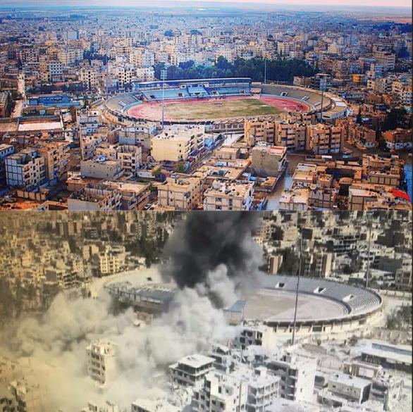 #10YearChallenge: Chiến tranh tàn phá Trung Đông ra sao 10 năm qua? - Ảnh 2.
