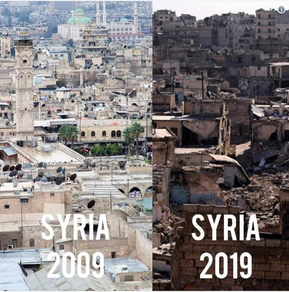#10YearChallenge: Chiến tranh tàn phá Trung Đông ra sao 10 năm qua? - Ảnh 5.