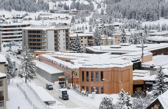 Mỹ hủy dự Diễn đàn kinh tế thế giới Davos, dồn sức lo 'chính phủ đóng cửa' - Ảnh 2.