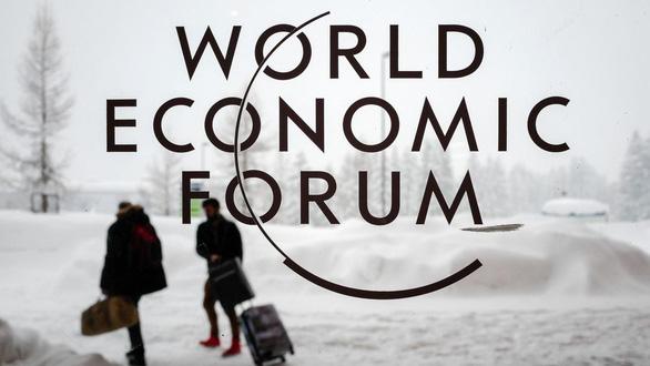 Mỹ hủy dự Diễn đàn kinh tế thế giới Davos, dồn sức lo 'chính phủ đóng cửa' - Ảnh 1.