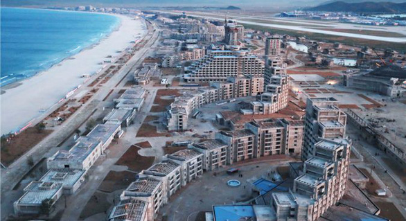 Triều Tiên biến khu bắn tên lửa thành khu nghỉ dưỡng khổng lồ - Ảnh 6.