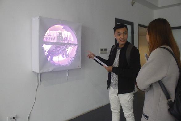 Lòng tin người Hà Nội từ triển lãm Hà Nội trong những giác quan - Ảnh 2.