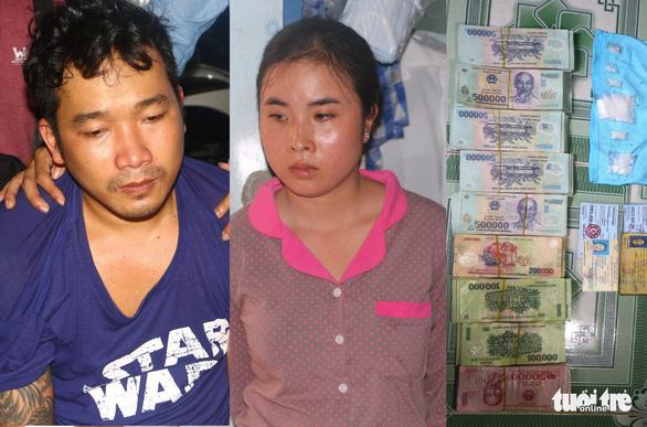 Tàng trữ ma túy, chống trả quyết liệt khi bị cảnh sát vây bắt - Ảnh 1.