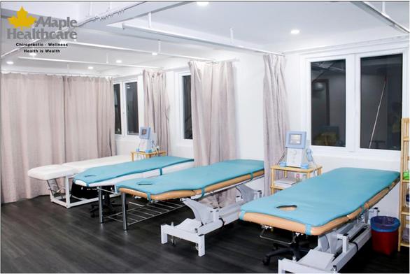 Maple Healthcare - điều trị hiệu quả bệnh cột sống - Ảnh 7.