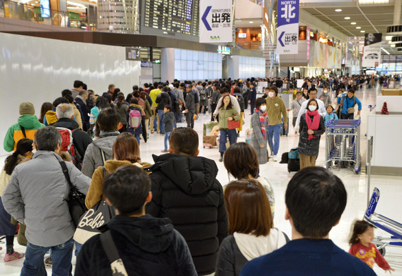 Không chỉ Nhật, gần 40 nước khác thu thuế du lịch quốc tế - Ảnh 1.