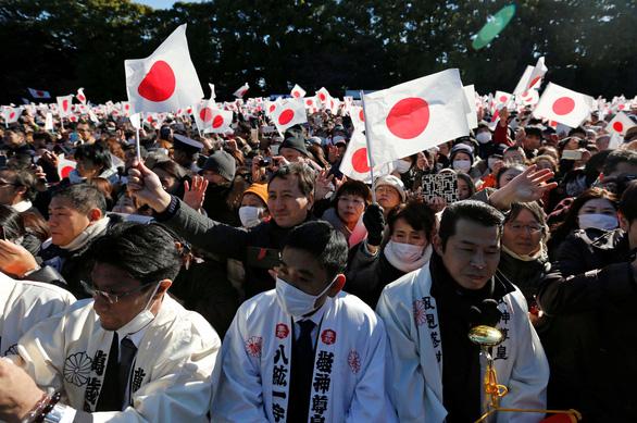 Nhật hoàng Akihito xuất hiện lần cuối trước công chúng - Ảnh 3.