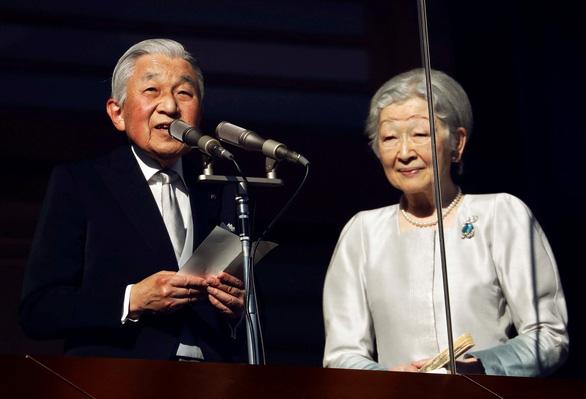 Nhật hoàng Akihito xuất hiện lần cuối trước công chúng - Ảnh 5.