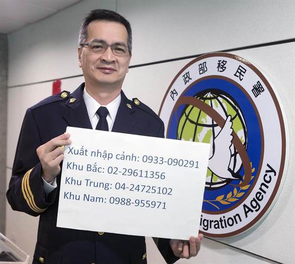 Du khách Việt mất tích ở Đài Loan có thể phải ngồi tù 3 năm - Ảnh 2.