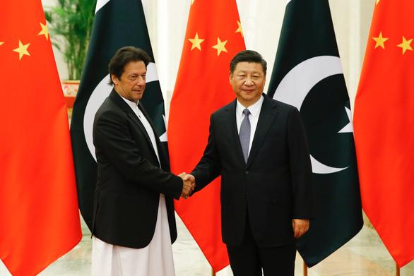 Trung Quốc đóng tàu chiến khủng bán cho Pakistan - Ảnh 2.