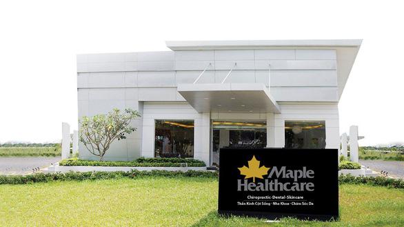 Maple Healthcare - điều trị hiệu quả bệnh cột sống - Ảnh 1.