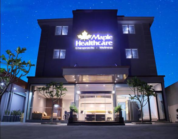 Maple Healthcare - điều trị hiệu quả bệnh cột sống - Ảnh 5.