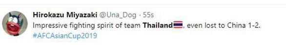 CĐV châu Á chúc mừng Việt Nam, tiếc cho Thái Lan - Ảnh 4.