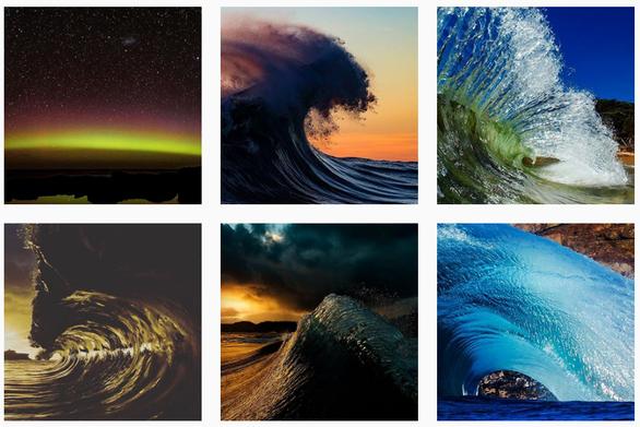 Đại dương kỳ diệu trong bộ ảnh như mơ - Ảnh 6.