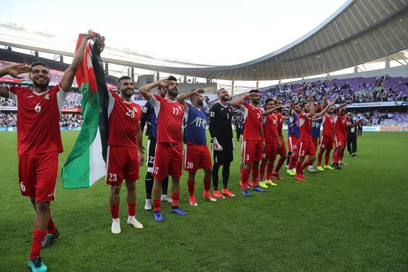 Báo chí Jordan: Jordan gặp may khi Việt Nam là đối thủ dễ chịu nhất vòng 16 đội - Ảnh 1.