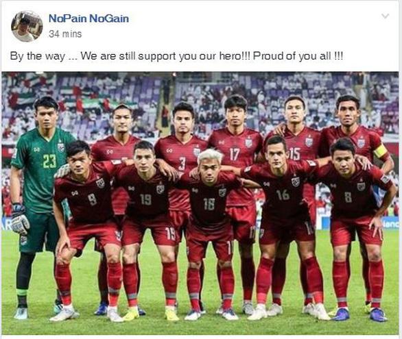 CĐV châu Á chúc mừng Việt Nam, tiếc cho Thái Lan - Ảnh 6.