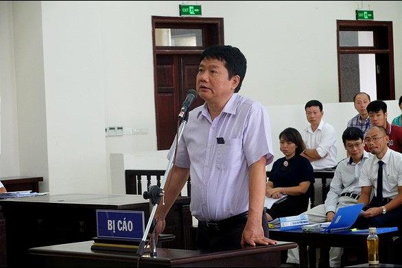 Ông Đinh La Thăng bị khởi tố thêm tội danh - Ảnh 1.