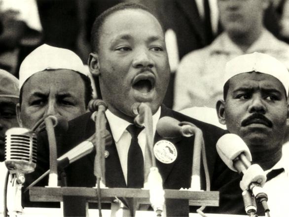 Martin Luther King - Một giấc mơ còn xanh - Ảnh 1.