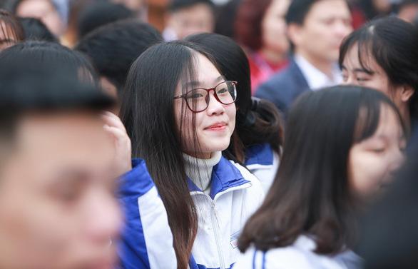 Học sinh Thanh Hóa hỏi yêu nghề nhưng sợ… thất nghiệp, làm sao? - Ảnh 3.