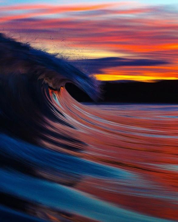 Đại dương kỳ diệu trong bộ ảnh như mơ - Ảnh 5.