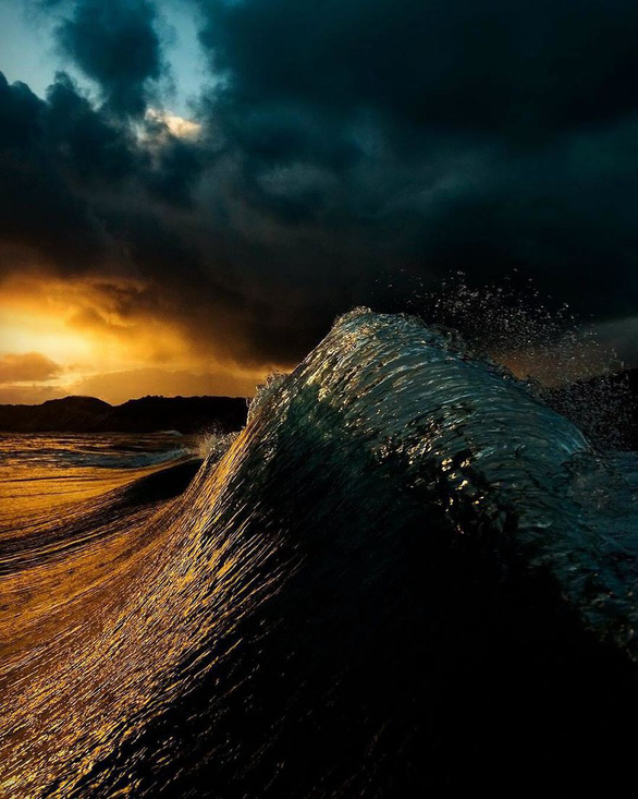 Đại dương kỳ diệu trong bộ ảnh như mơ - Ảnh 8.
