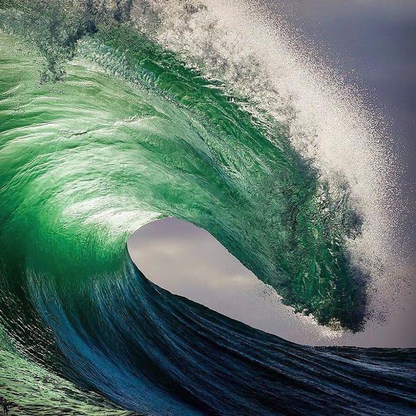 Đại dương kỳ diệu trong bộ ảnh như mơ - Ảnh 15.