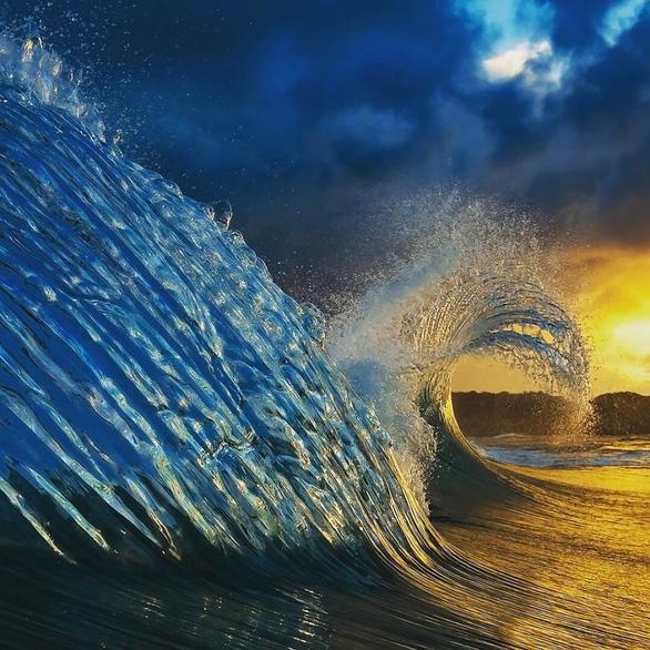 Đại dương kỳ diệu trong bộ ảnh như mơ - Ảnh 2.