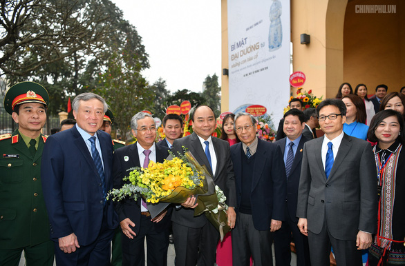 Thủ tướng chúc đội tuyển Việt Nam chiến thắng - Ảnh 1.