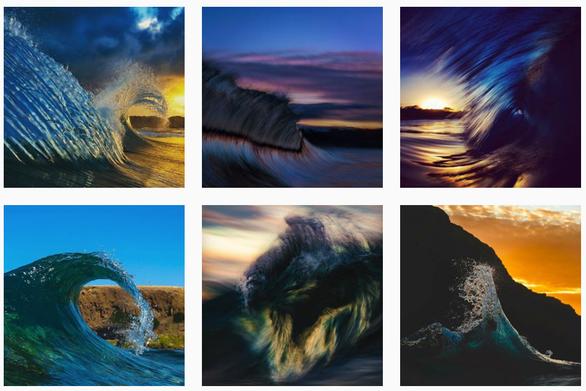 Đại dương kỳ diệu trong bộ ảnh như mơ - Ảnh 1.