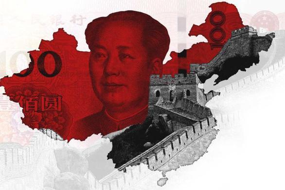 Trung Quốc đang nợ hơn cả Mỹ và Nhật - Ảnh 1.