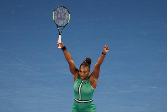 Serena loại Halep khỏi Giải Úc mở rộng 2019 - Ảnh 1.